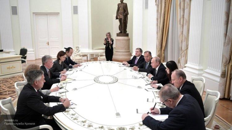 Настроение Путина на встрече с Болтоном не сулит ничего хорошего.