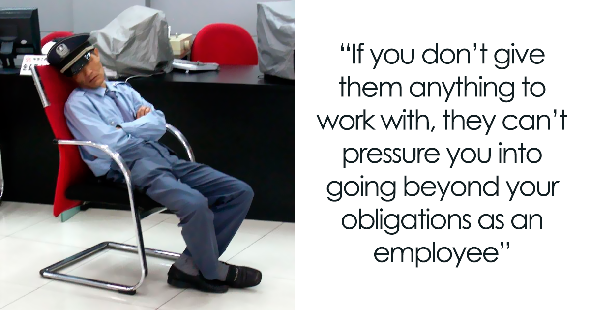 Tumblr User Shares Tips On What To Do When Your Employer Pressures You Into Working