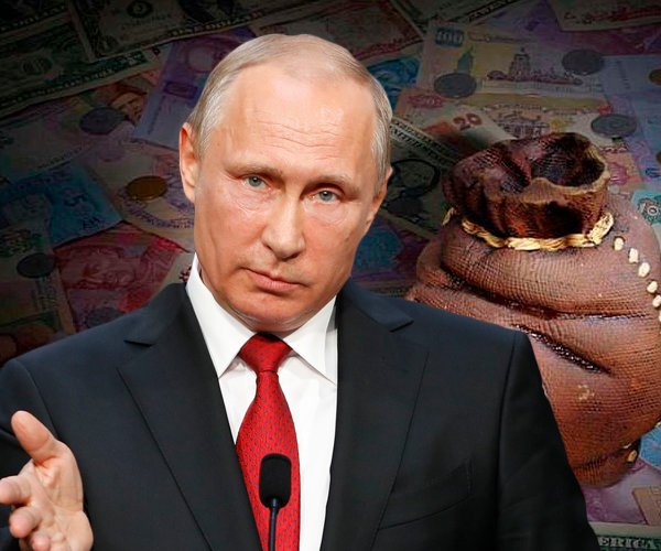Почему президент Путин не от…