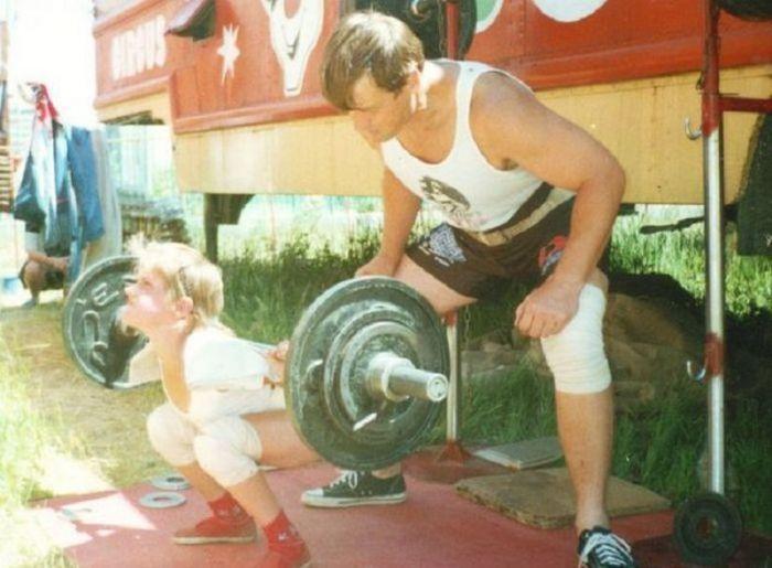 Чем сейчас живет самая сильная девочка планеты Варвара Акулова Варвара Акулова, дети, люди, невероятно, сила, спорт