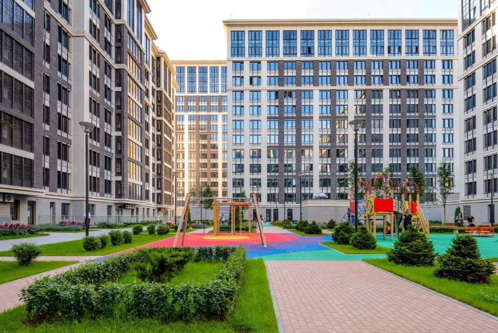 «Галс-Девелопмент» построит детский сад на 220 мест в ЖК «Наследие»