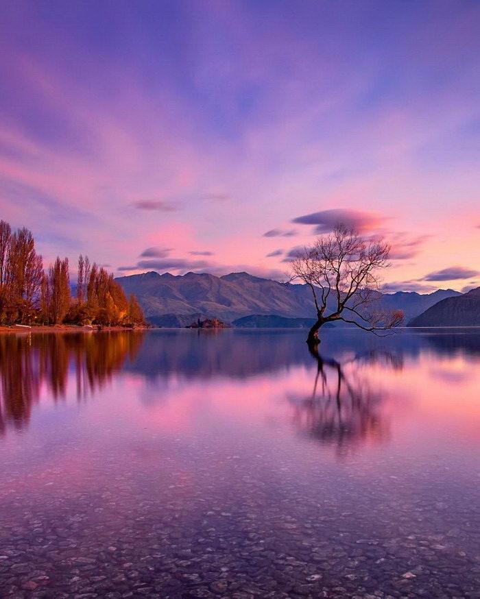Красота Новой Зеландии глазами ее жителя: фото Rach Stewart