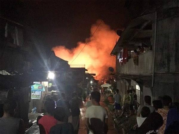 Бои на юге Филиппин