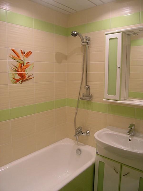 Дизайн ремонта ванной в хрущевке