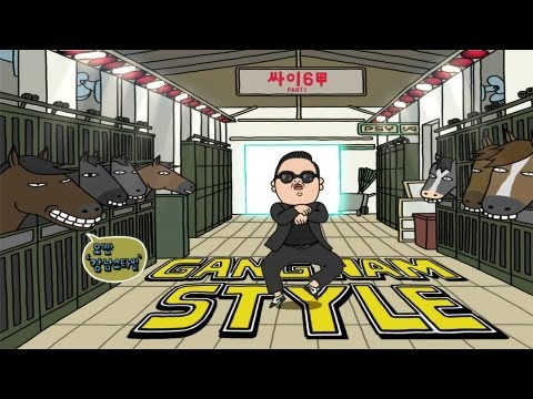PSY - GANGNAM STYLE, (강남스타일) M/V