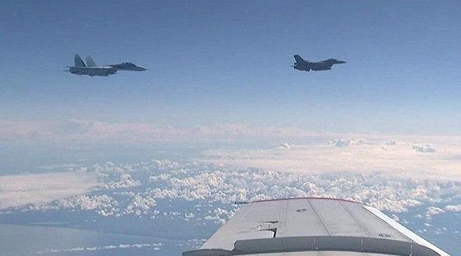 Майкл Бом: «Отгон самолёта НАТО от борта Шойгу — воздушное хулиганство»