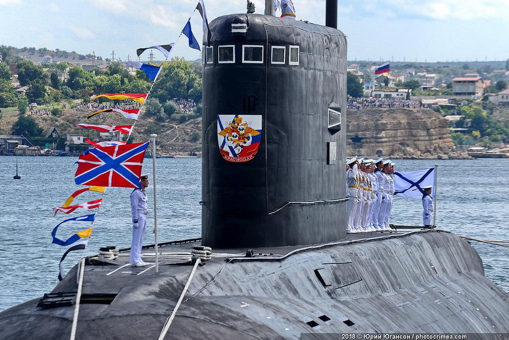 Что будет на День Флота в Севастополе? Без Боры, но с Калибром?