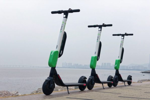 Are scooter startups really worth billions?