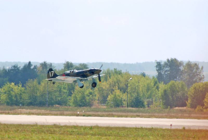 МиГ-3 против «Мессершмиттов»