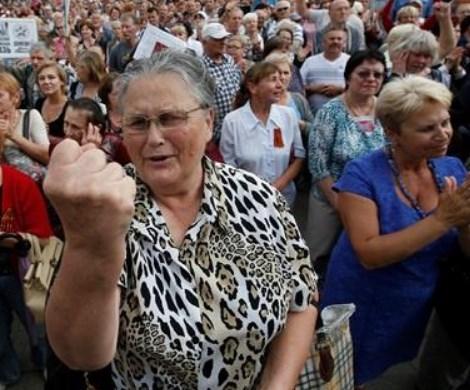 Пенсионное неравенство: российский министр внезапно «осознал» проблему