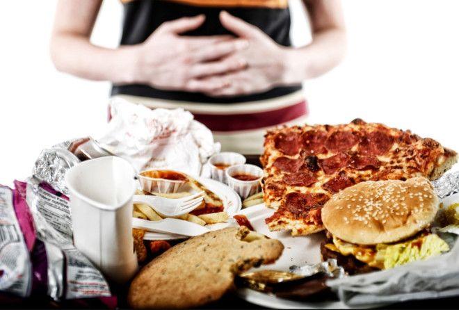 Умереть от переедания? Вполне возможно!