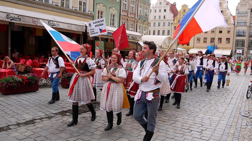 Во имя, а не вопреки: в России и Европе предлагают создать Содружество славянских стран