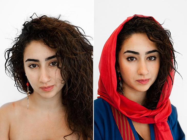 как живут женщины в иране