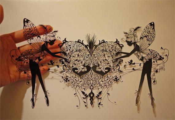 Кружевные паутины Хины Аояма