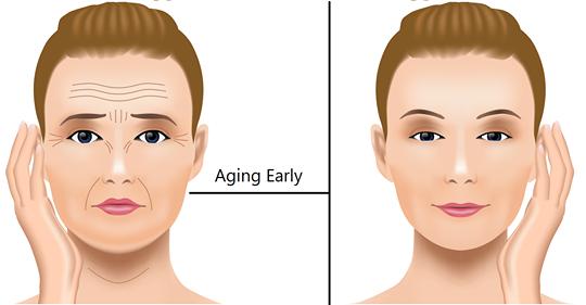 8 привычек, которые заставляют вас выглядеть старше, чем вы есть на самом деле