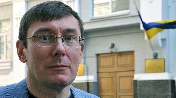 Генпрокурор Украины пожаловался надавление всвязи сделом Саакашвили