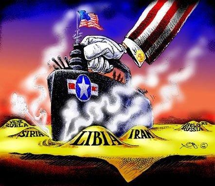 Заказчики работают над операцией «Большая Провокация», чтоб сделать войну неизбежной