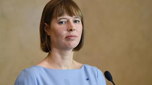 """Президент Эстонии """"рубанула"""" по Украине правдой"""