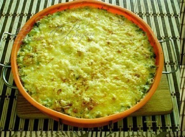Кабачки, запеченные с сыром — уверенна, Вы будете в восторге!
