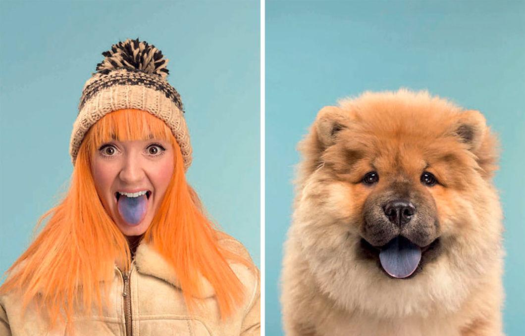 Вы похожи на свою собаку?