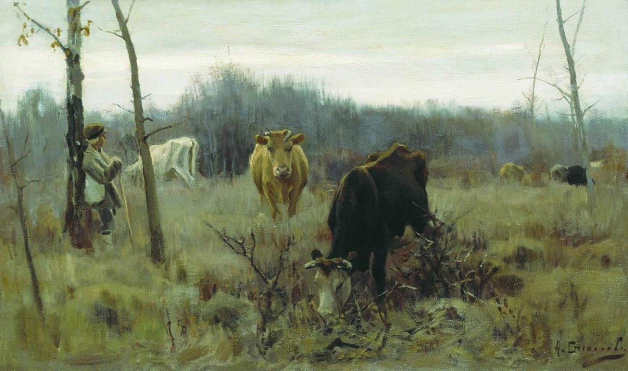 Колдуны-пастухи — особая про…