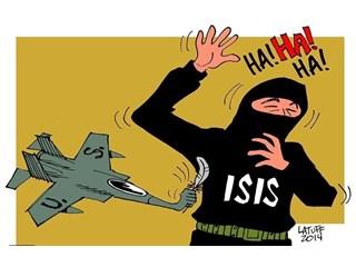 Очень странная война США в Сирии
