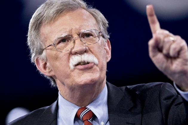 Американские самолёты могут начать бомбить Гаагу