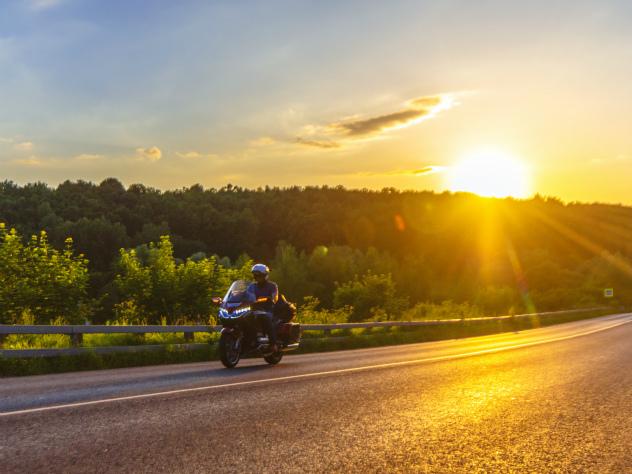 Почему новый мотоцикл Honda GoldWing-2018 можно назвать легендой