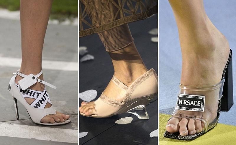 модная обувь весна 2019 года