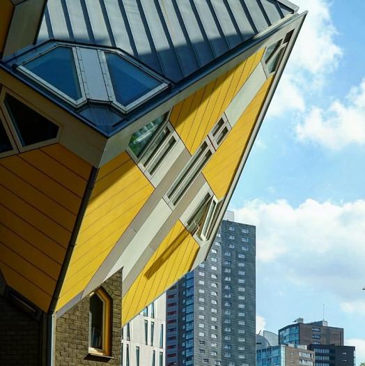 Самые странные здания со всего мира