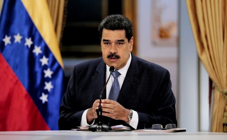 Николас Мадуро прибыл на кру…