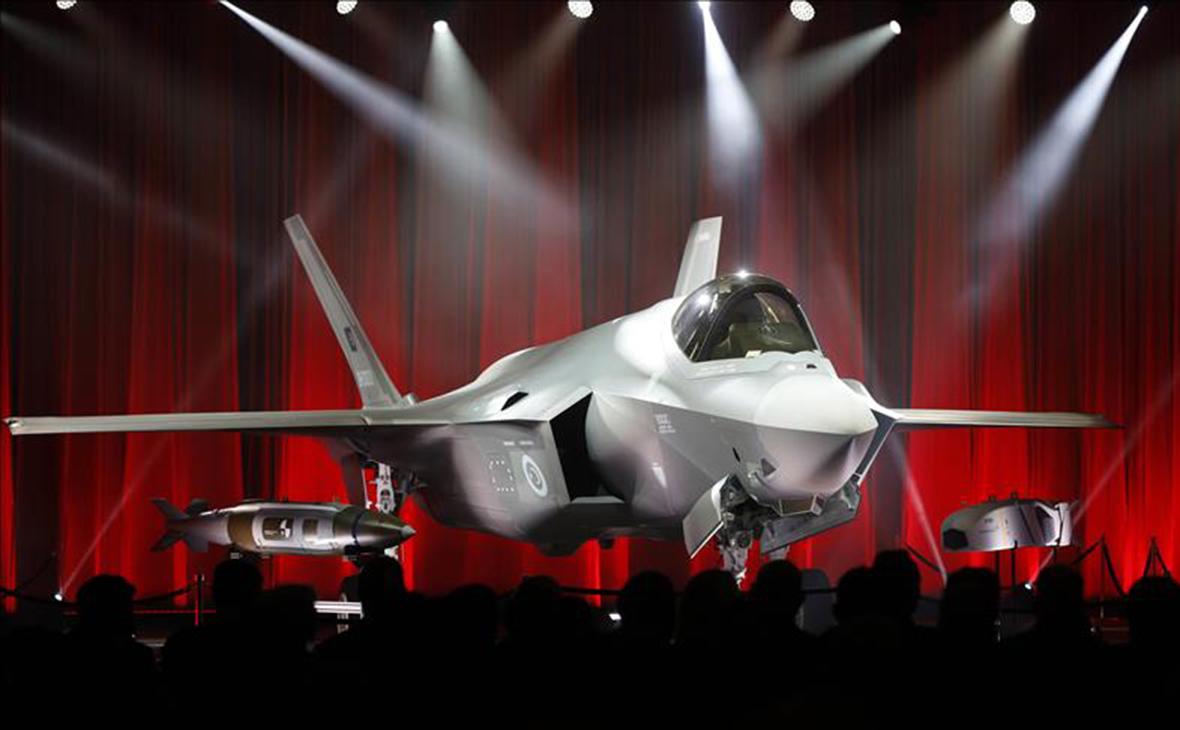 Турция получила первый истребитель F-35A
