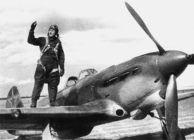 Иван Калабушкин: как советский летчик сбил 5 вражеских самолетов 22 июня 1941 года
