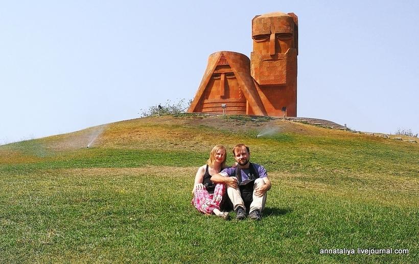 Никакого страха на землях Карабаха