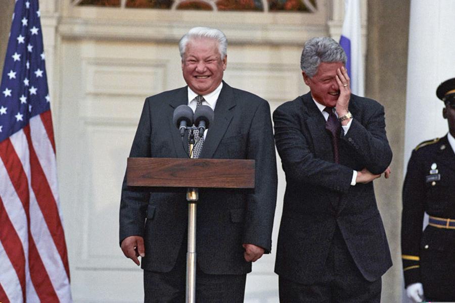 О феноменальном достижении путинской внешней политики