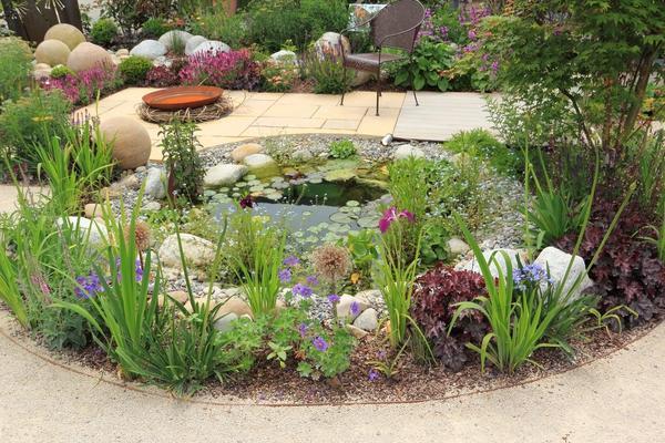 Как решить проблемы сада с помощью ландшафтного дизайна