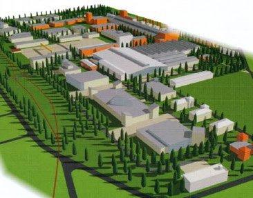 Китай строит в белорусских лесах $5-миллиардный город