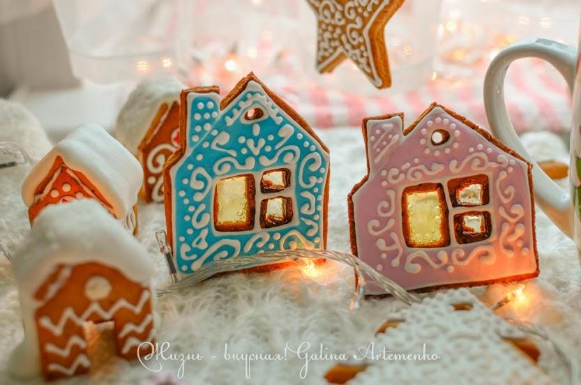 Всем по прянику! Рождественские, медовые, самые ароматные и пряничный домик