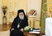 Патриарх Антиохийский Иоанн: Мы верим в единство нашей Церкви