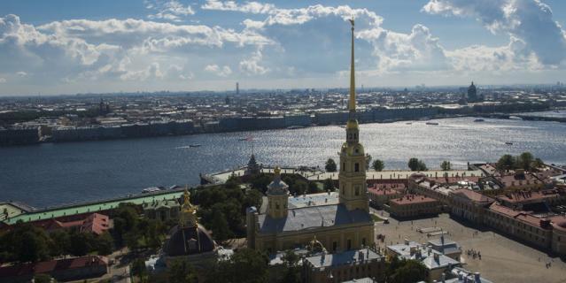 19 сентября в Петербурге был побит температурный рекорд