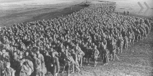 Почему об уничтожении советских военнопленных известно меньше, чем про Холокост