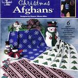 Annie's Attic Christmas Afghans