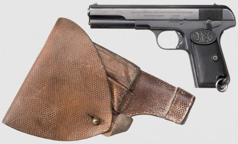 Всё ли нам рассказали о пистолете ТТ?