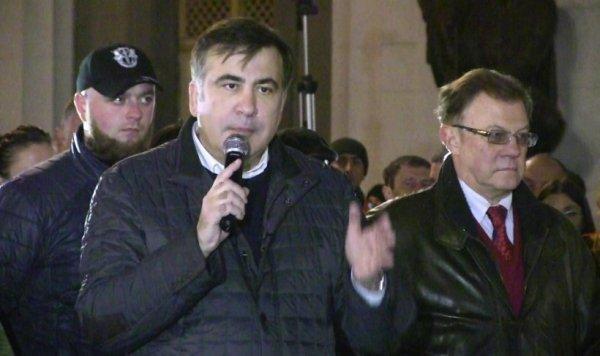 В Киеве раскрыли самую большую ошибку Саакашвили