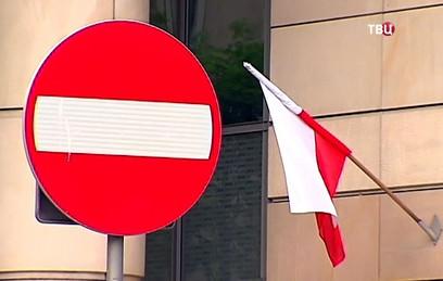 Варшава сочла антипольским инцидентом подрыв польского автобуса на Украине