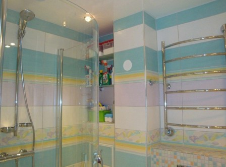 Какую цветовую гамму выбрать при оформлении интерьера ванной комнаты?