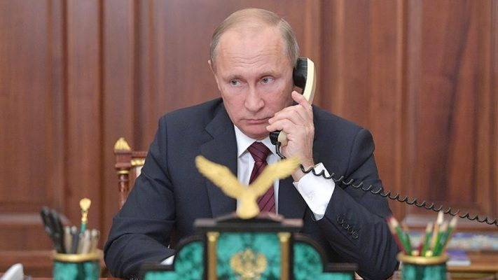 СМИ Финляндии: Кроме президента напрямую с Путиным может связаться ещё один финн.
