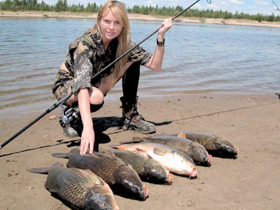 Умора! Рыбалка и охота женскими глазами