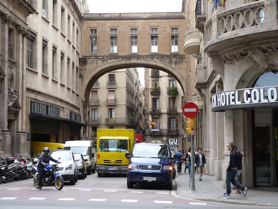 10 фактов о транспорте в Барселоне