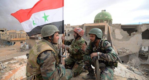Об успехах армии САР в провинции Идлиб